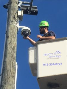 security camera installers Savannah GA