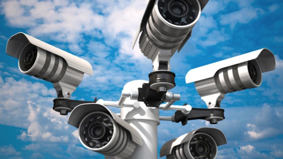 Ultra-Low Latency Broadcast of Surveillance